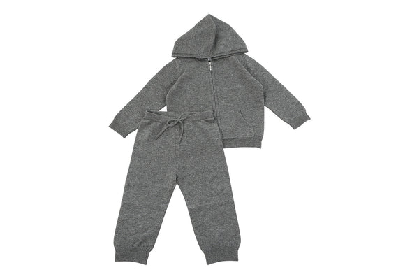 grey cashmere baby clothes