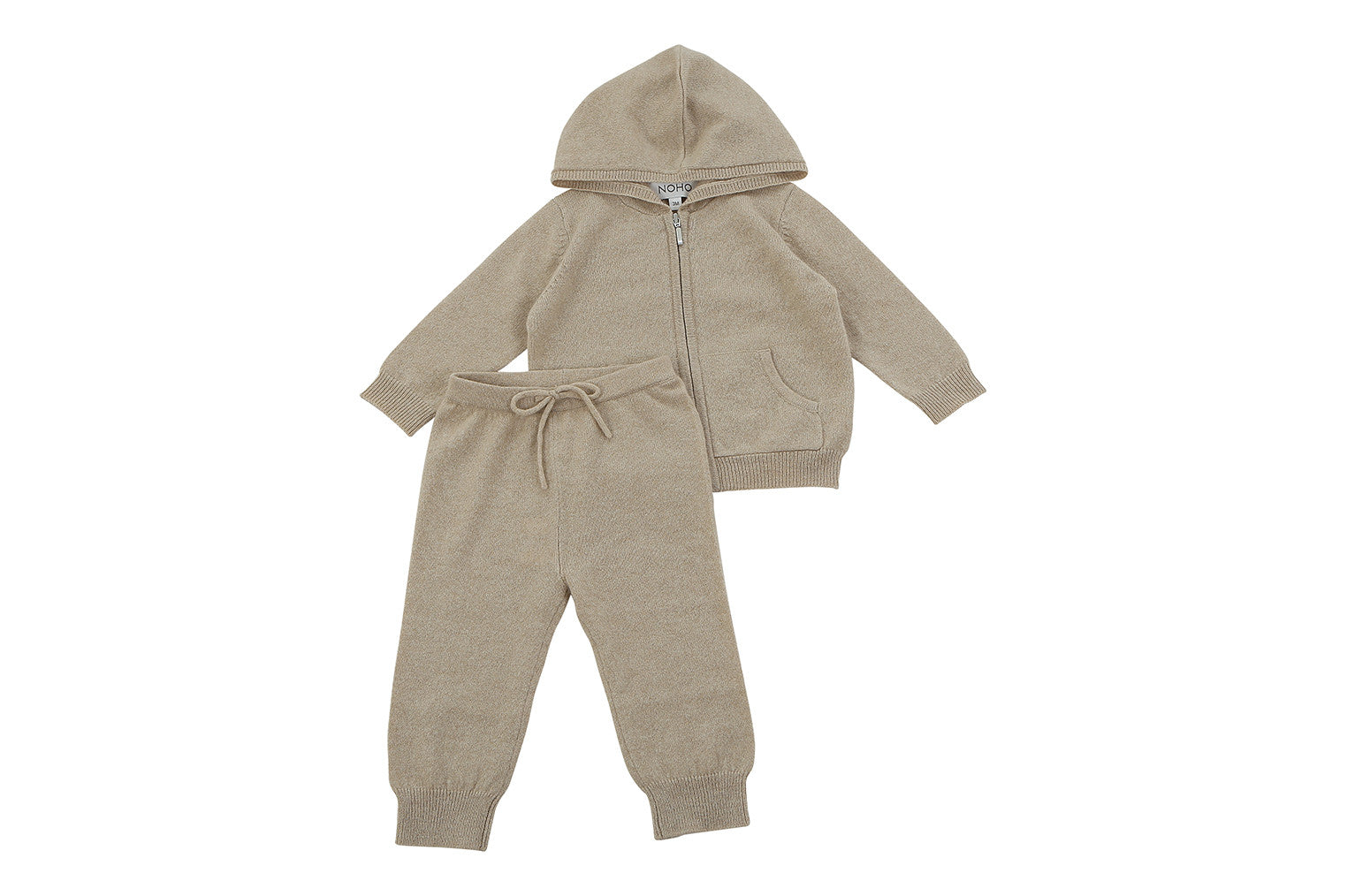 light brown cashmere baby clothes