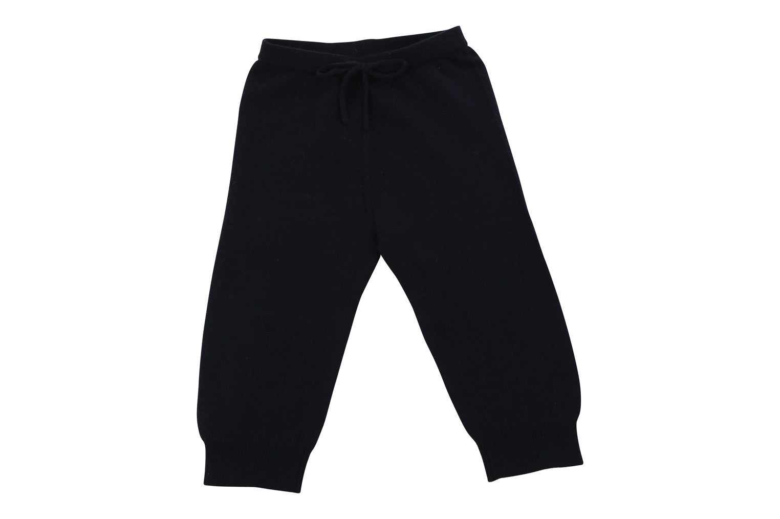 navy blue cashmere baby pants