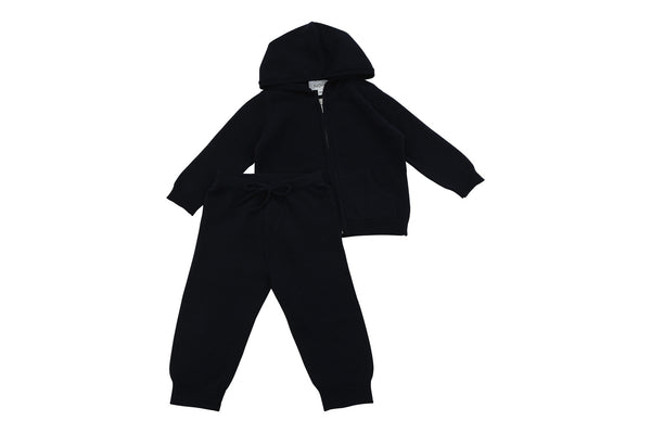 navy blue cashmere baby clothes