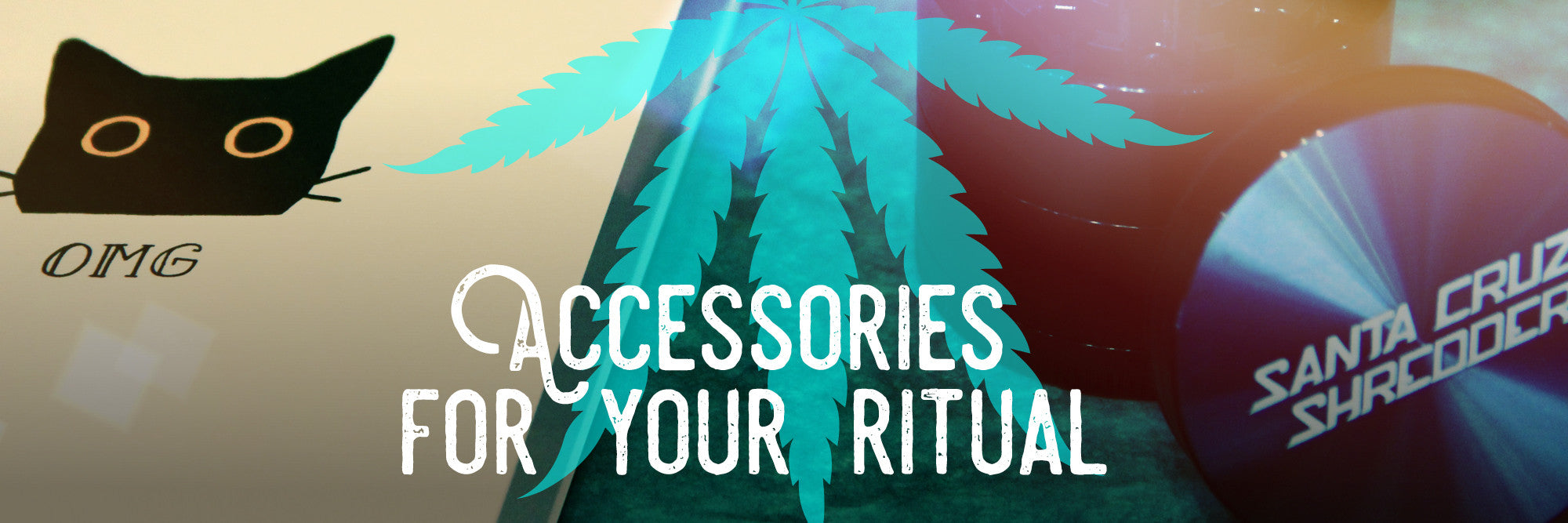 Accessories for Your Toke Ritual