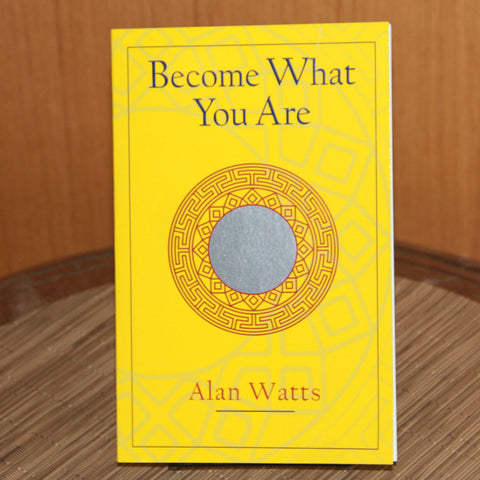 Become What You Are by Alan Watts - Saturday with Mary Jane