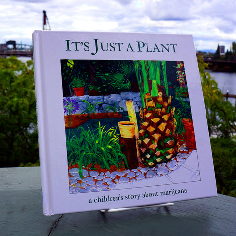 It's Just a Plant: A Children's Story About Marijuana - Saturday with Mary Jane