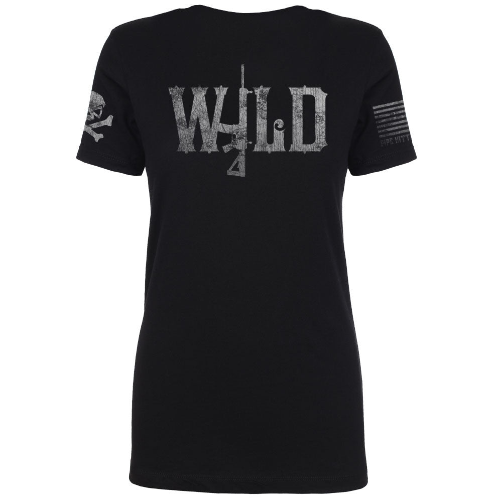 Wild -  - T-Shirts - Pipe Hitters Union