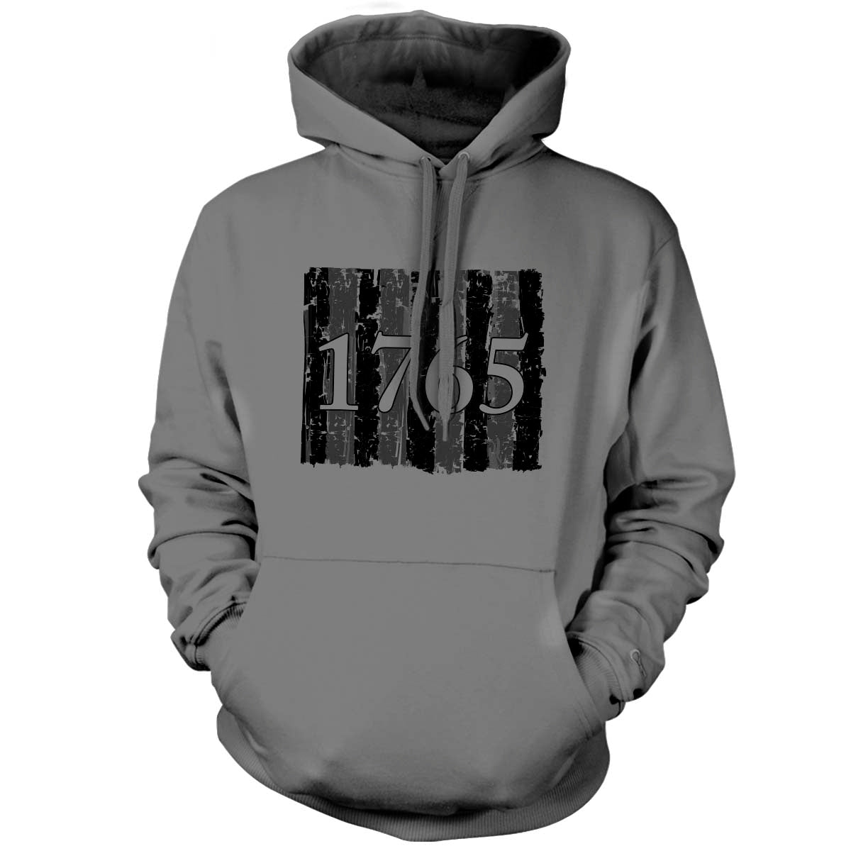 Sons of Liberty - 1765 - Hoodie - Grey - T-Shirts - Pipe Hitters Union