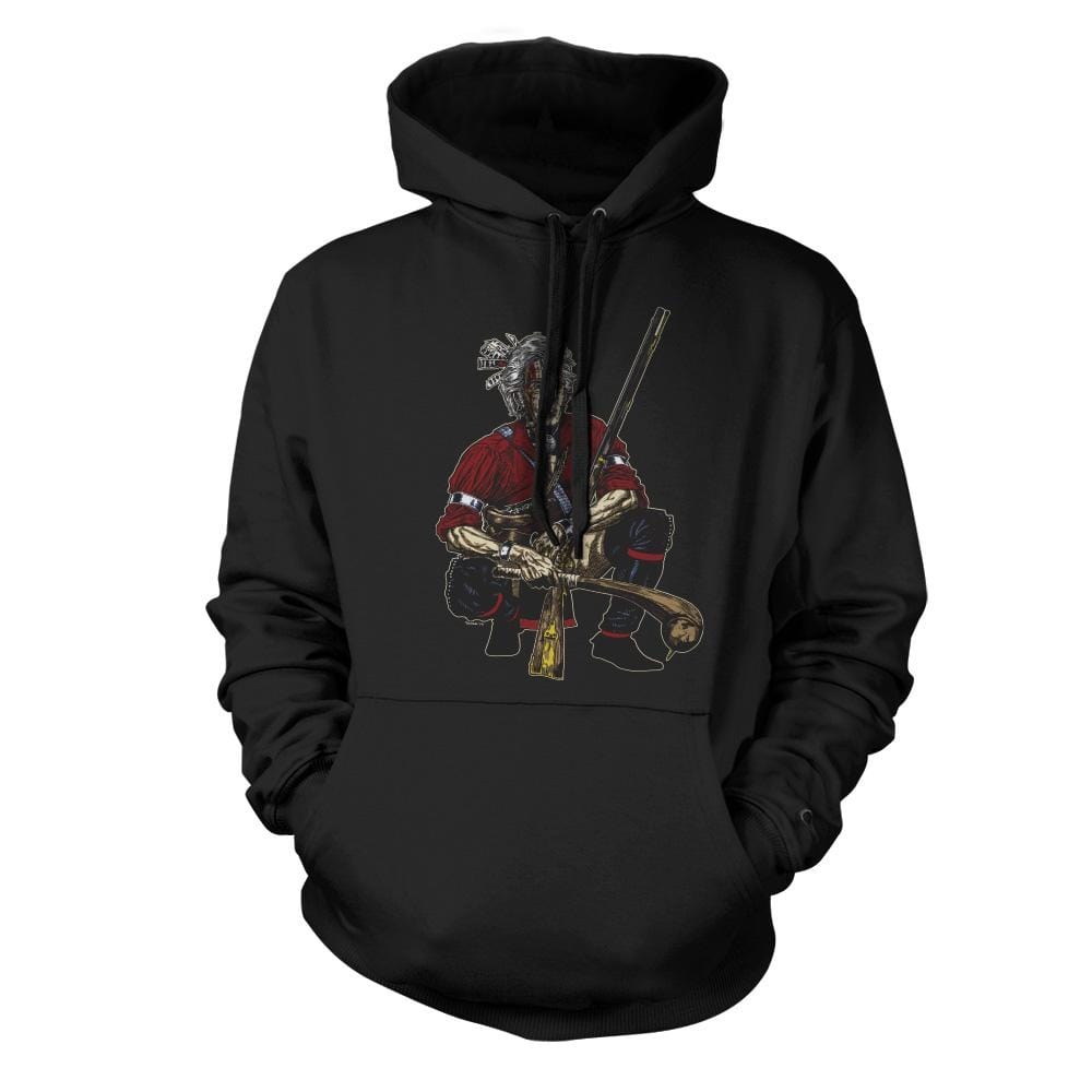 Original Pipe Hitter - Andrew Jackson Hoodie - Black - Hoodies - Pipe Hitters Union