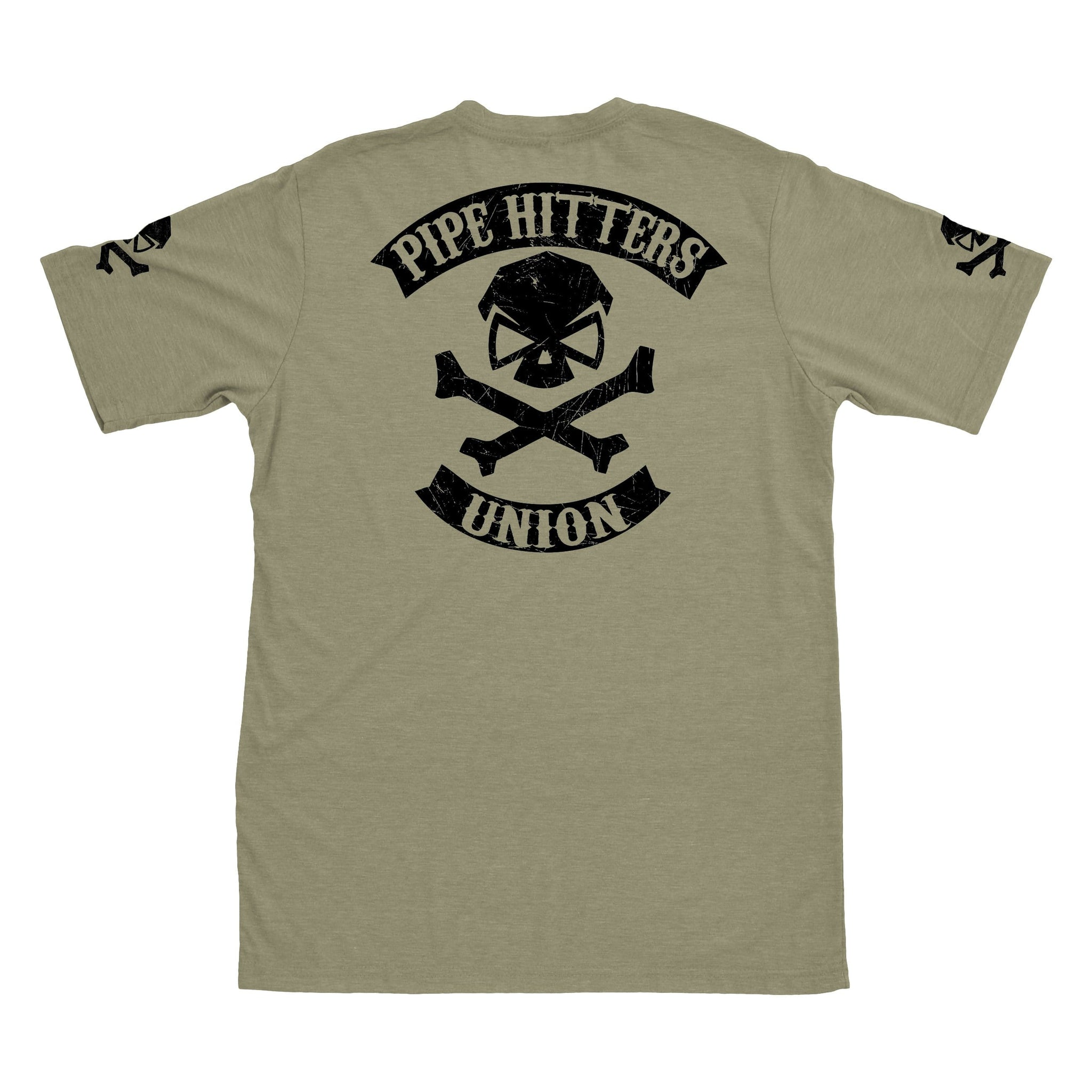 Sons of Conflict - Olive - T-Shirts - Pipe Hitters Union