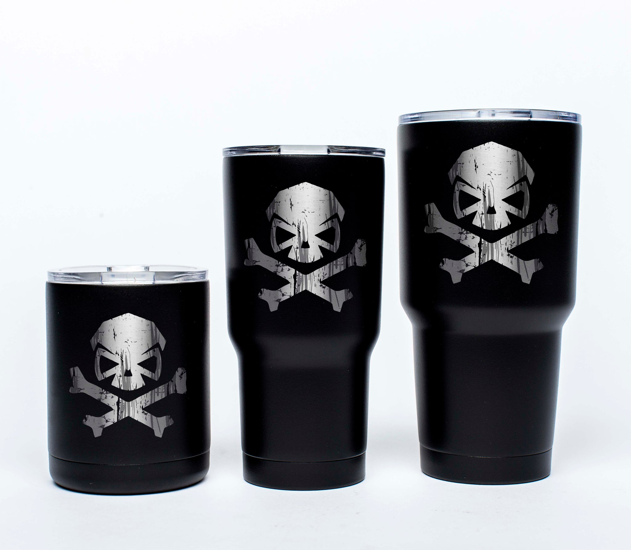 Battle Stripes - Tumblers - Side 2 - Tumbler - Pipe Hitters Union