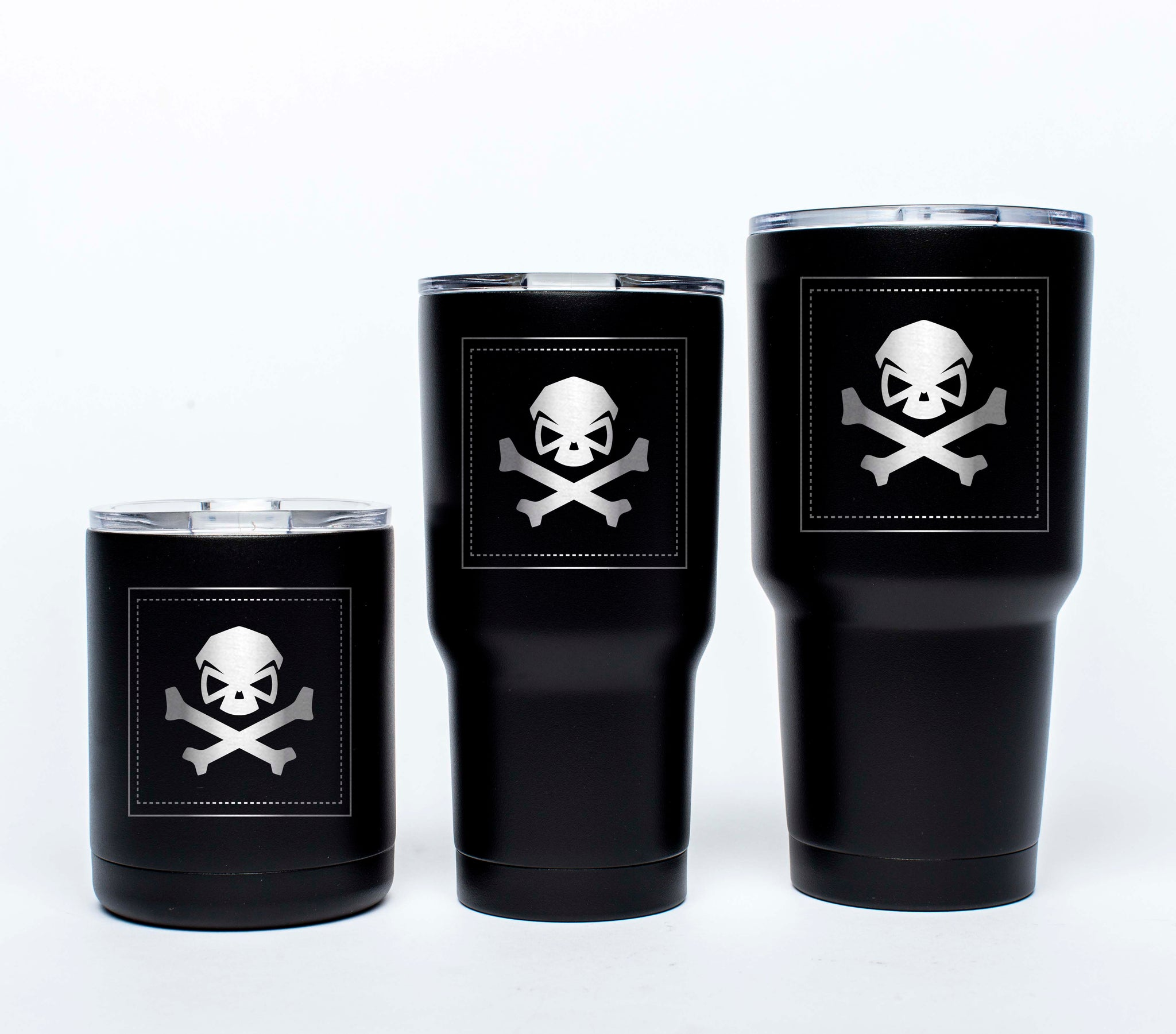 Be Violent First - Tumblers - Side 2 - Tumbler - Pipe Hitters Union