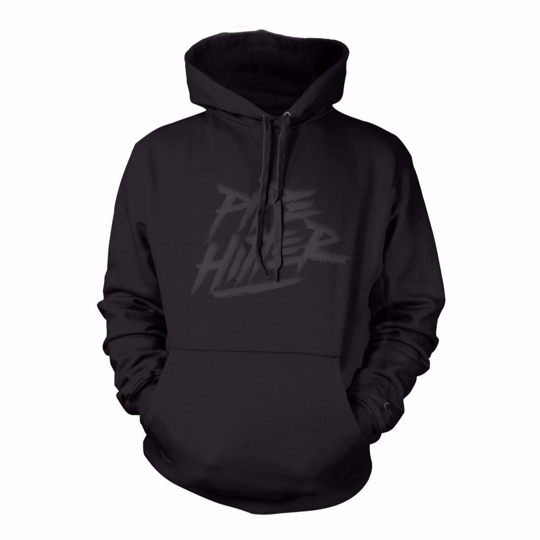 Pipe Hitter Hoodie - Black/Grey - Hoodies - Pipe Hitters Union