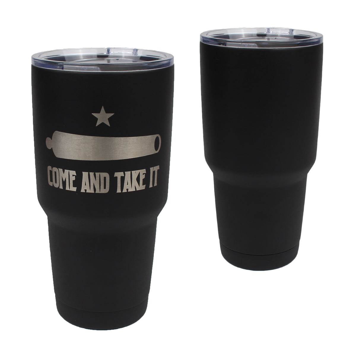 Come And Take It - Cannon - 30oz Tumbler - Pipe Hitters Union