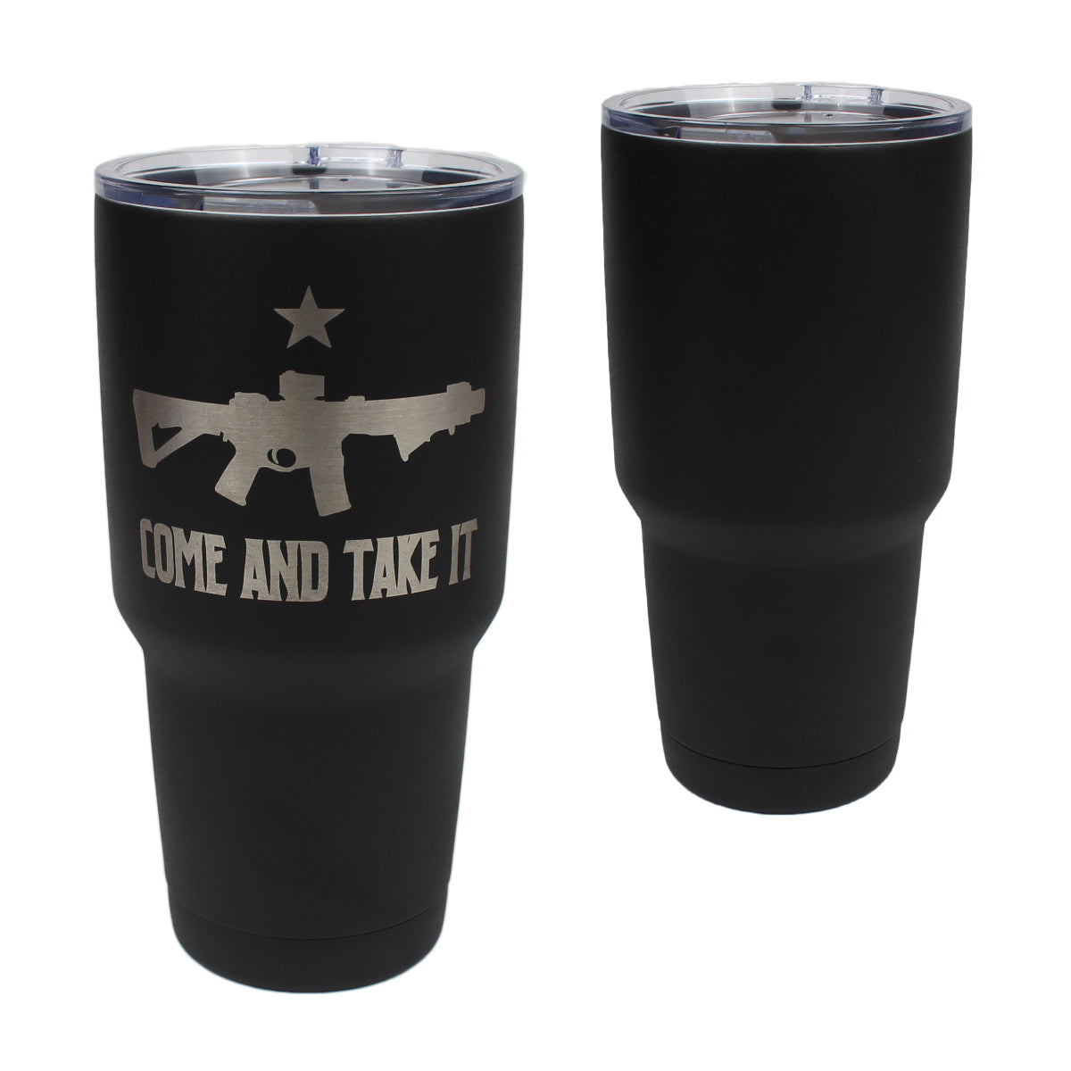 Come And Take It - Rifle - 30oz Tumbler - Pipe Hitters Union