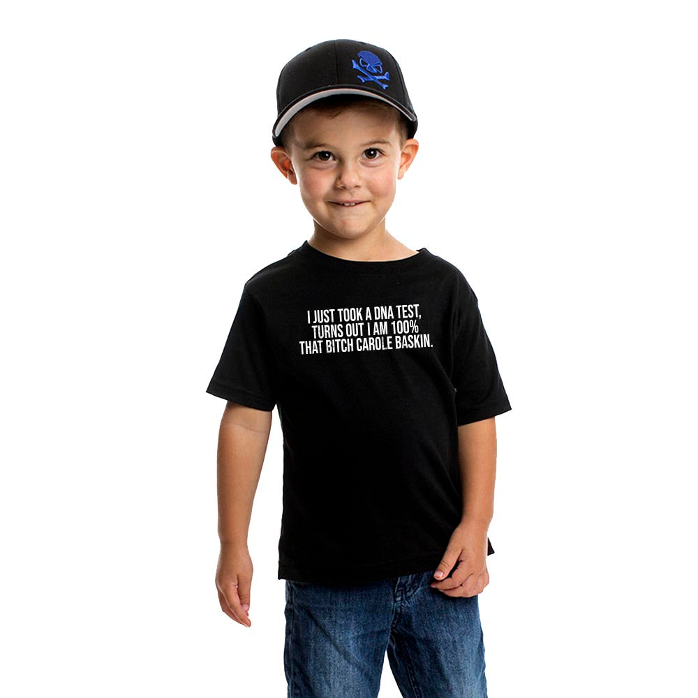 DNA Test - Youth - Black - T-Shirts - Pipe Hitters Union