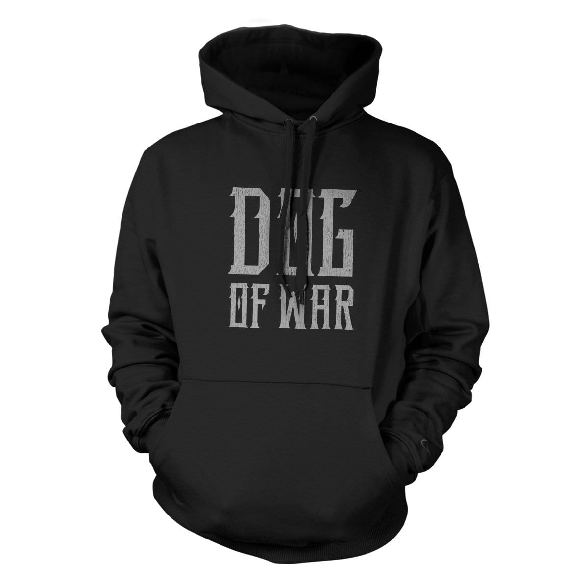 Dog of War Hoodie - Black - Hoodies - Pipe Hitters Union