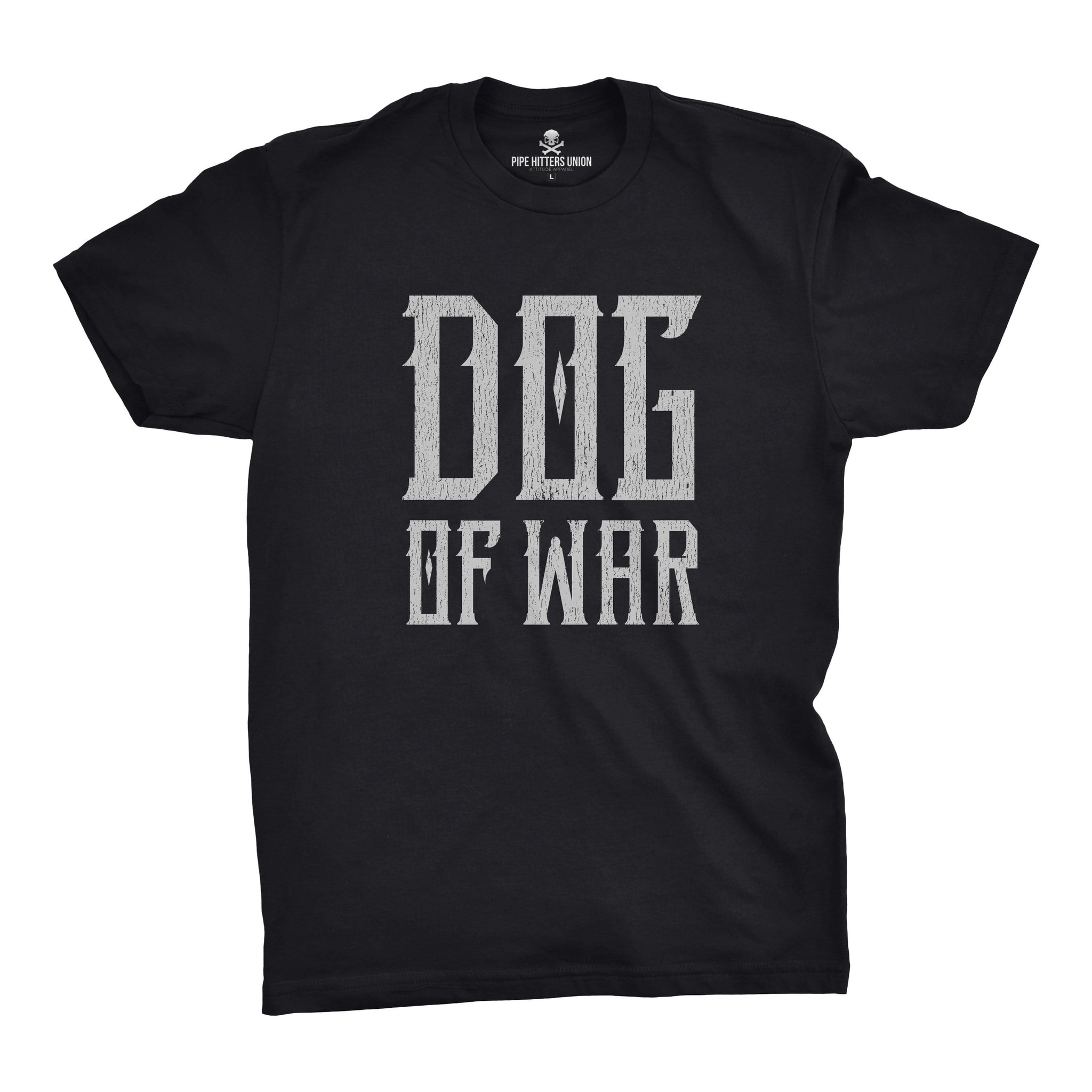 Dog of War - Black - T-Shirts - Pipe Hitters Union