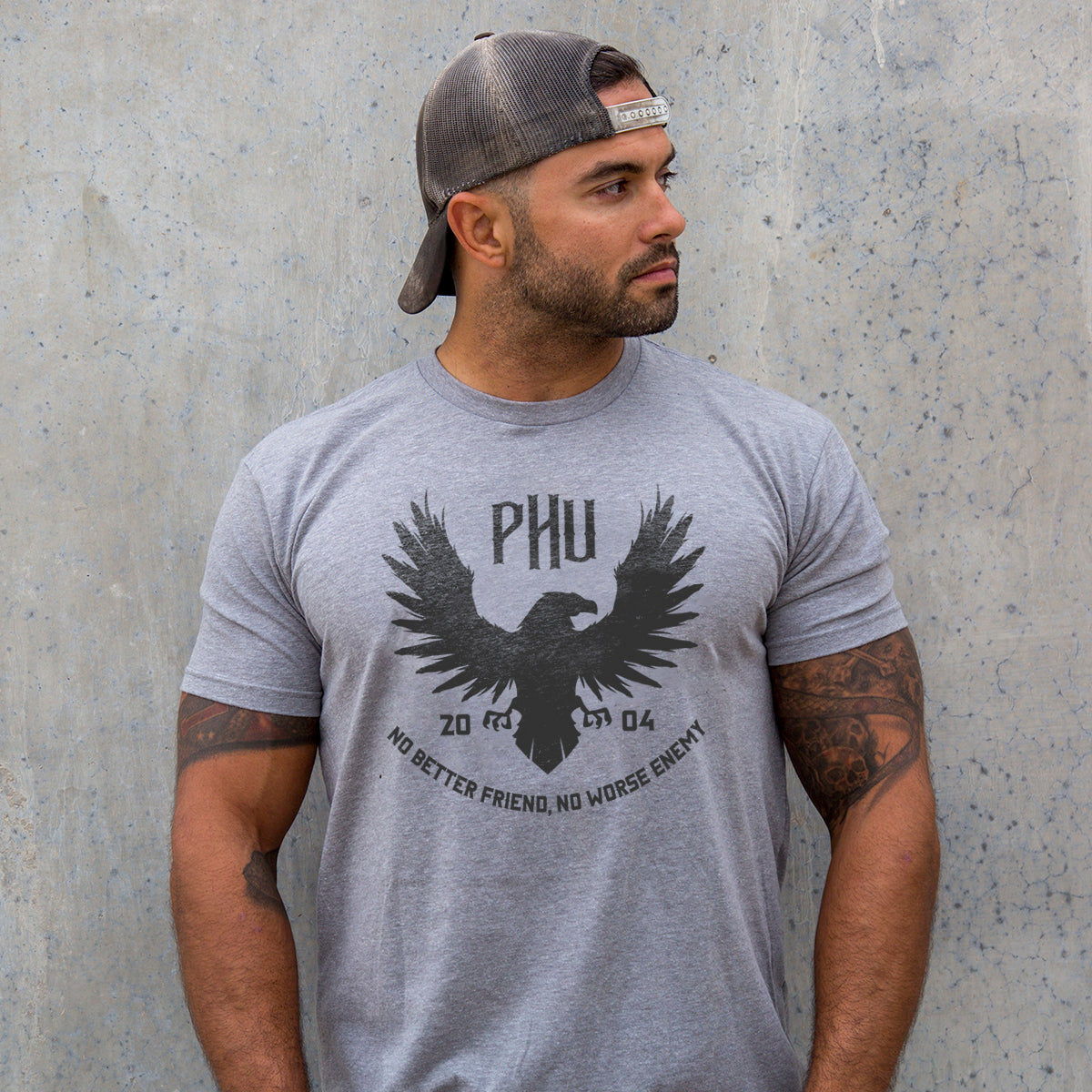 Eagle Tee -  - T-Shirts - Pipe Hitters Union