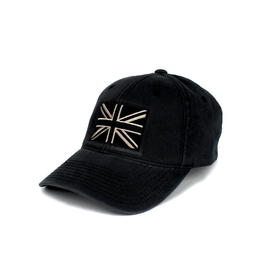 British Flag - Black/Pewter - Hats - Pipe Hitters Union