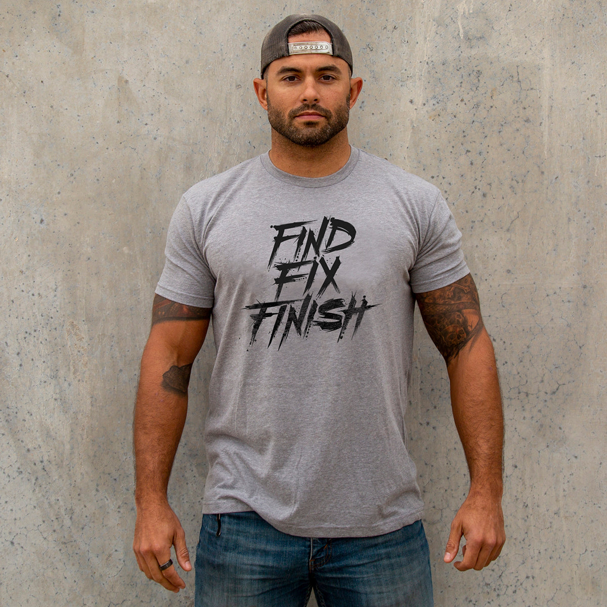Find Fix Finish - Pipe Hitters Union