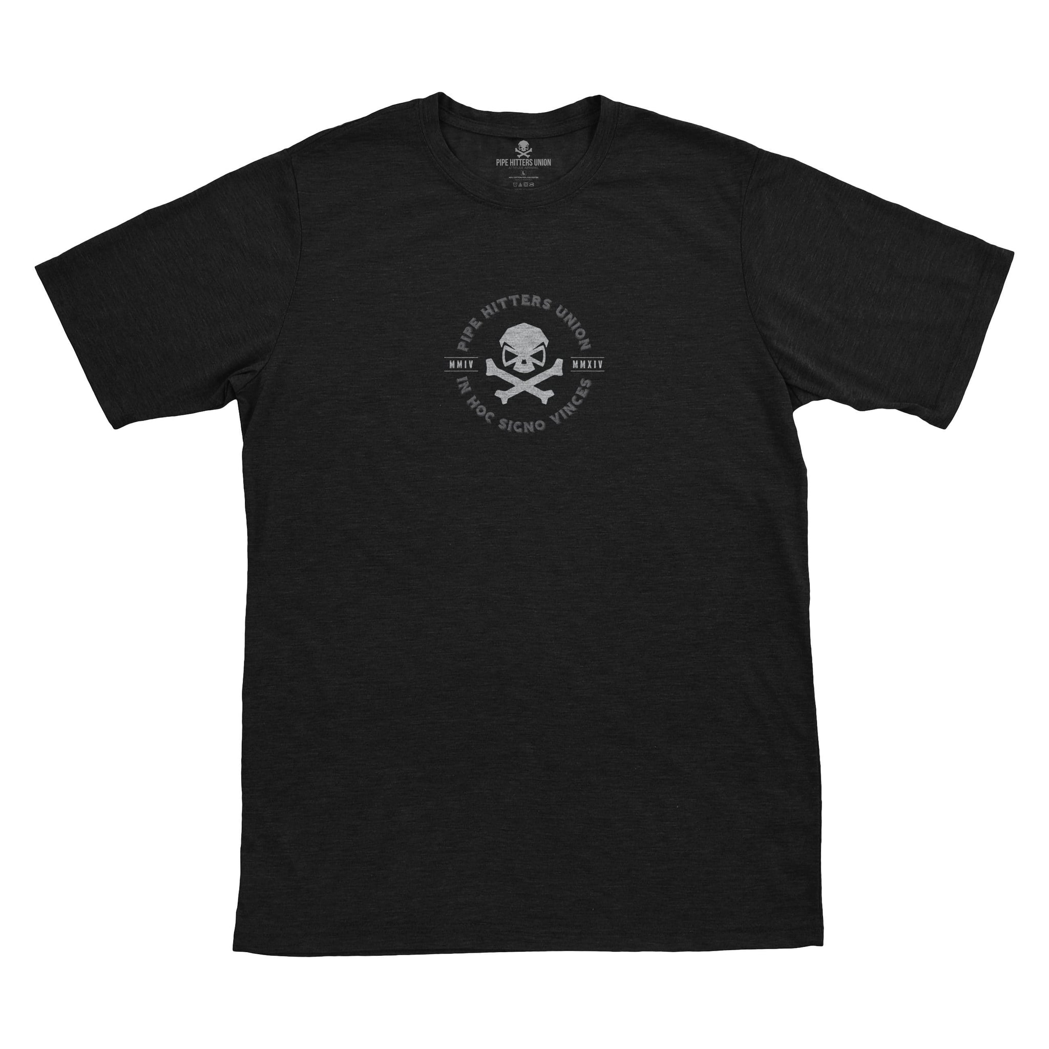 PHU Commemorative Tee -  - T-Shirts - Pipe Hitters Union