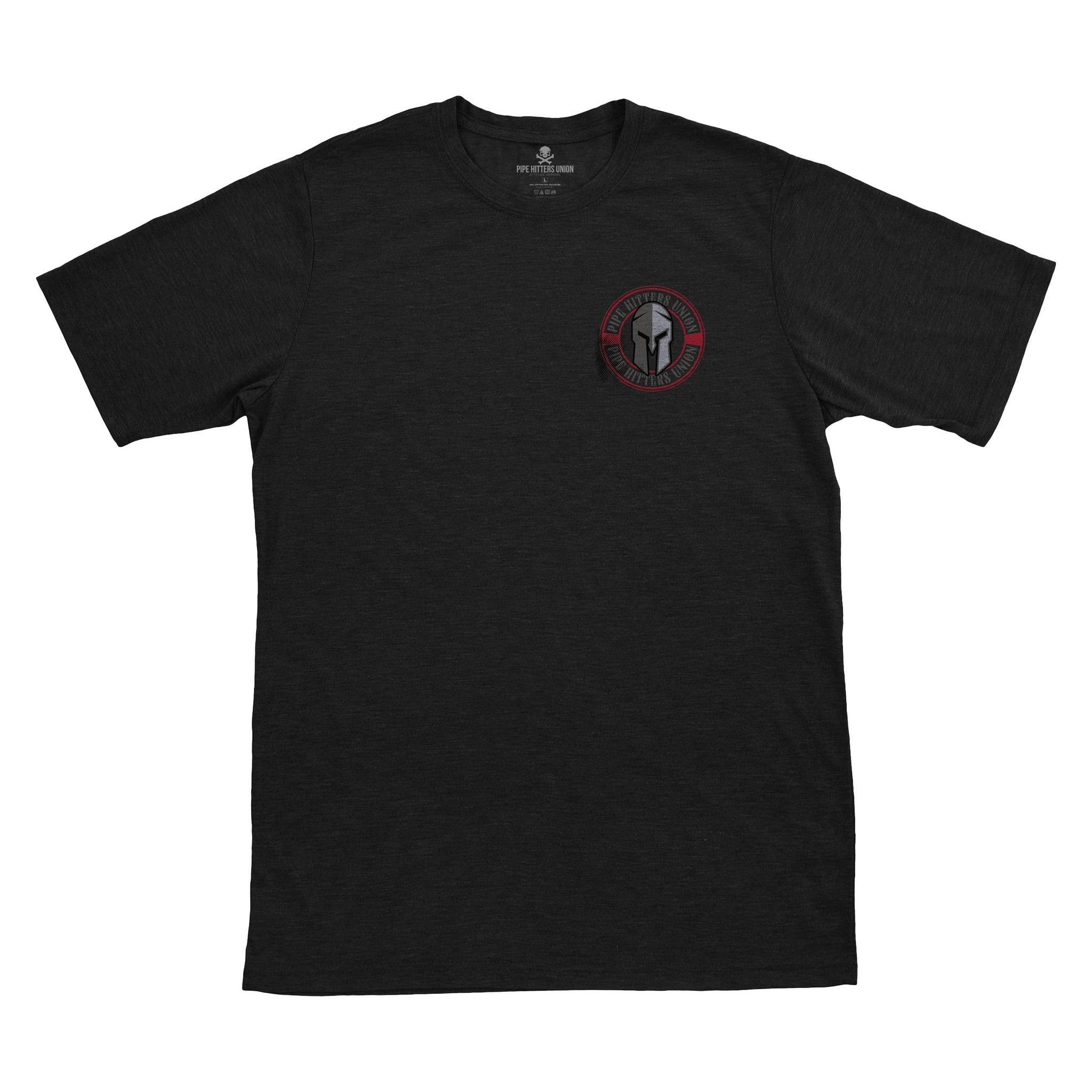 Harden Steel -  - T-Shirts - Pipe Hitters Union