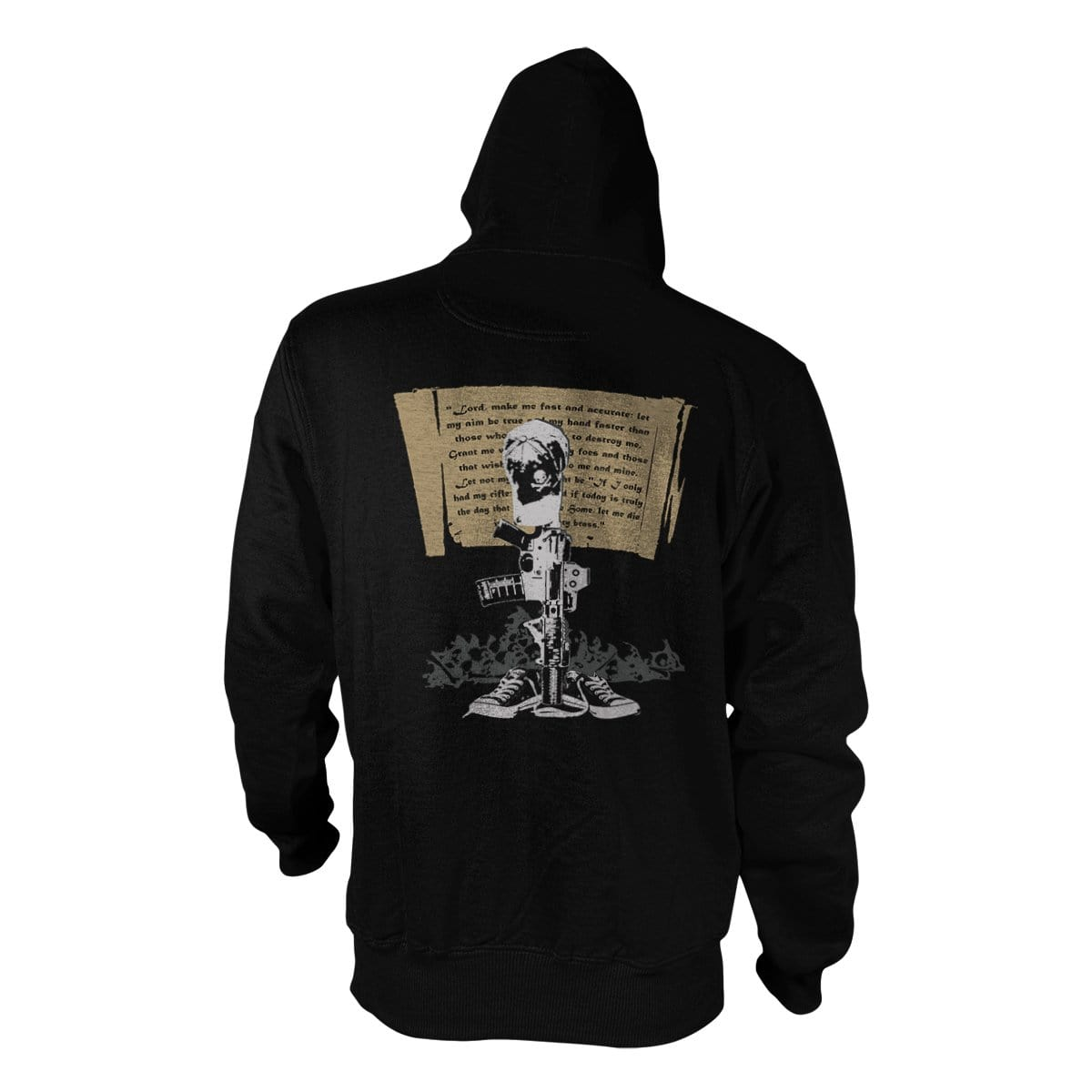 Gunfighters Prayer Hoodie - Pipe Hitters Union