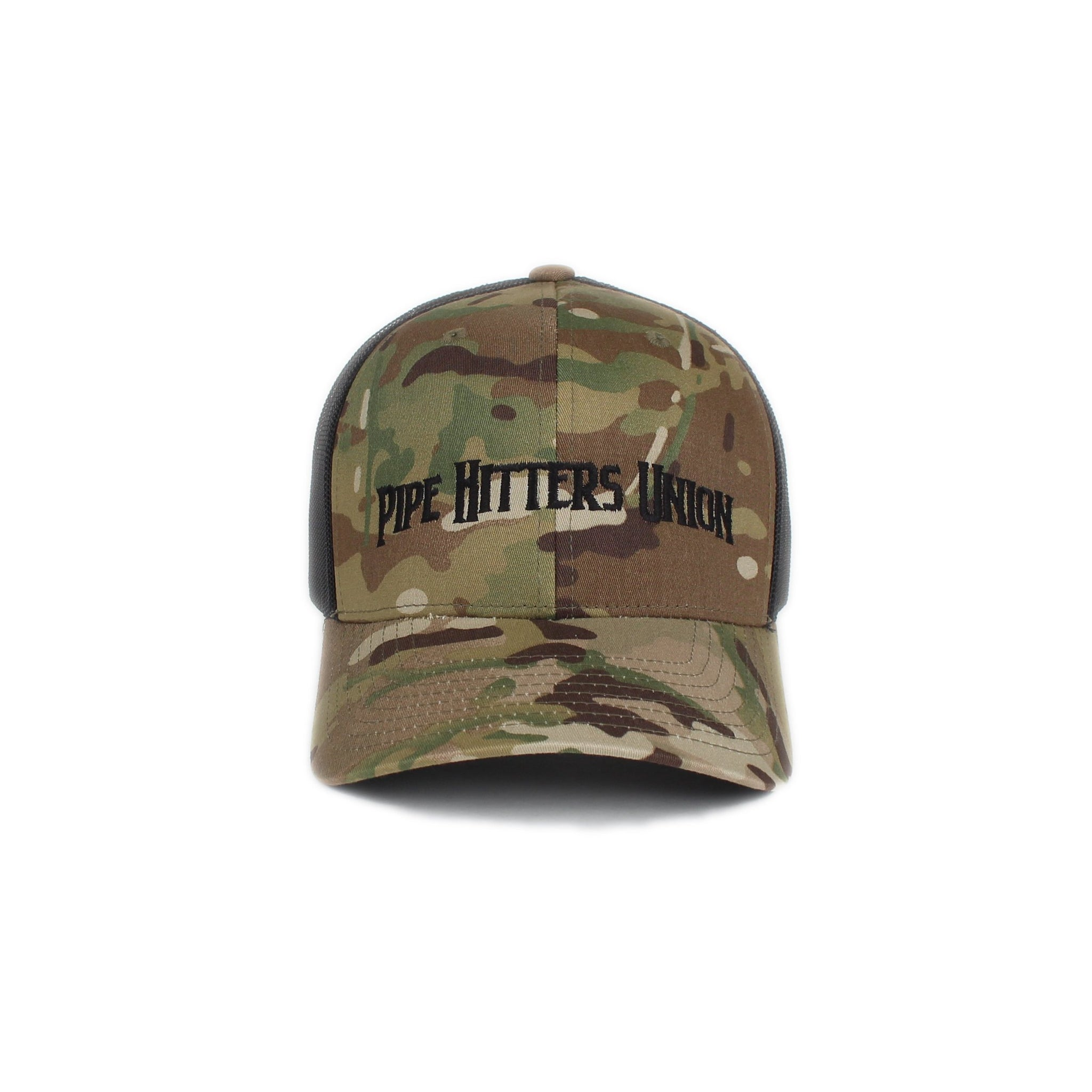 Pipe Hitters Union Trucker -  - Hats - Pipe Hitters Union