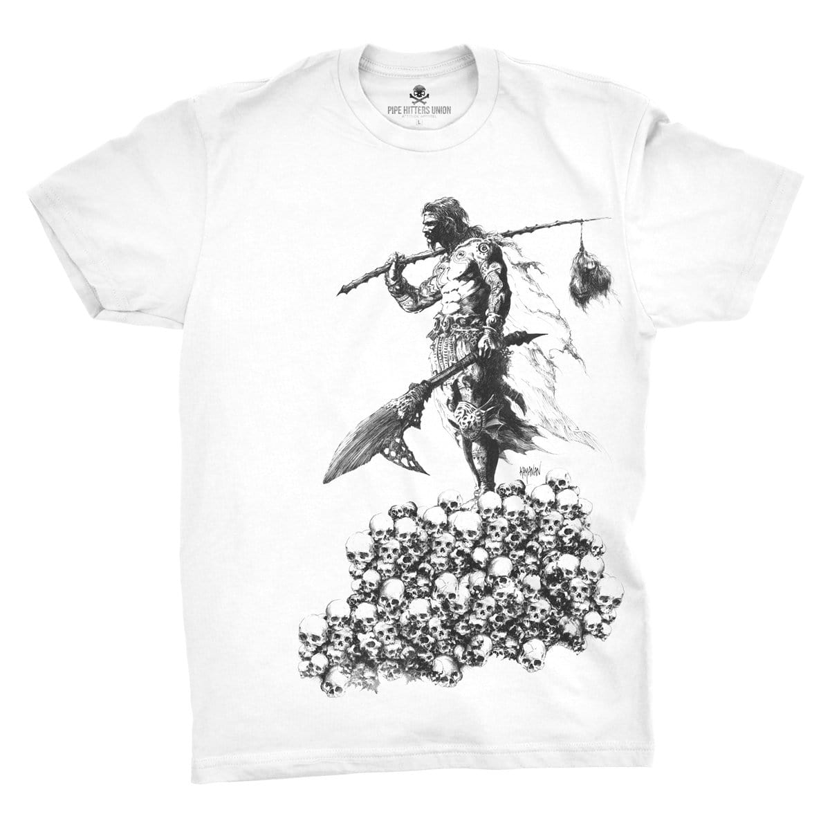 Headhunter - Clearance -  - T-Shirts - Pipe Hitters Union