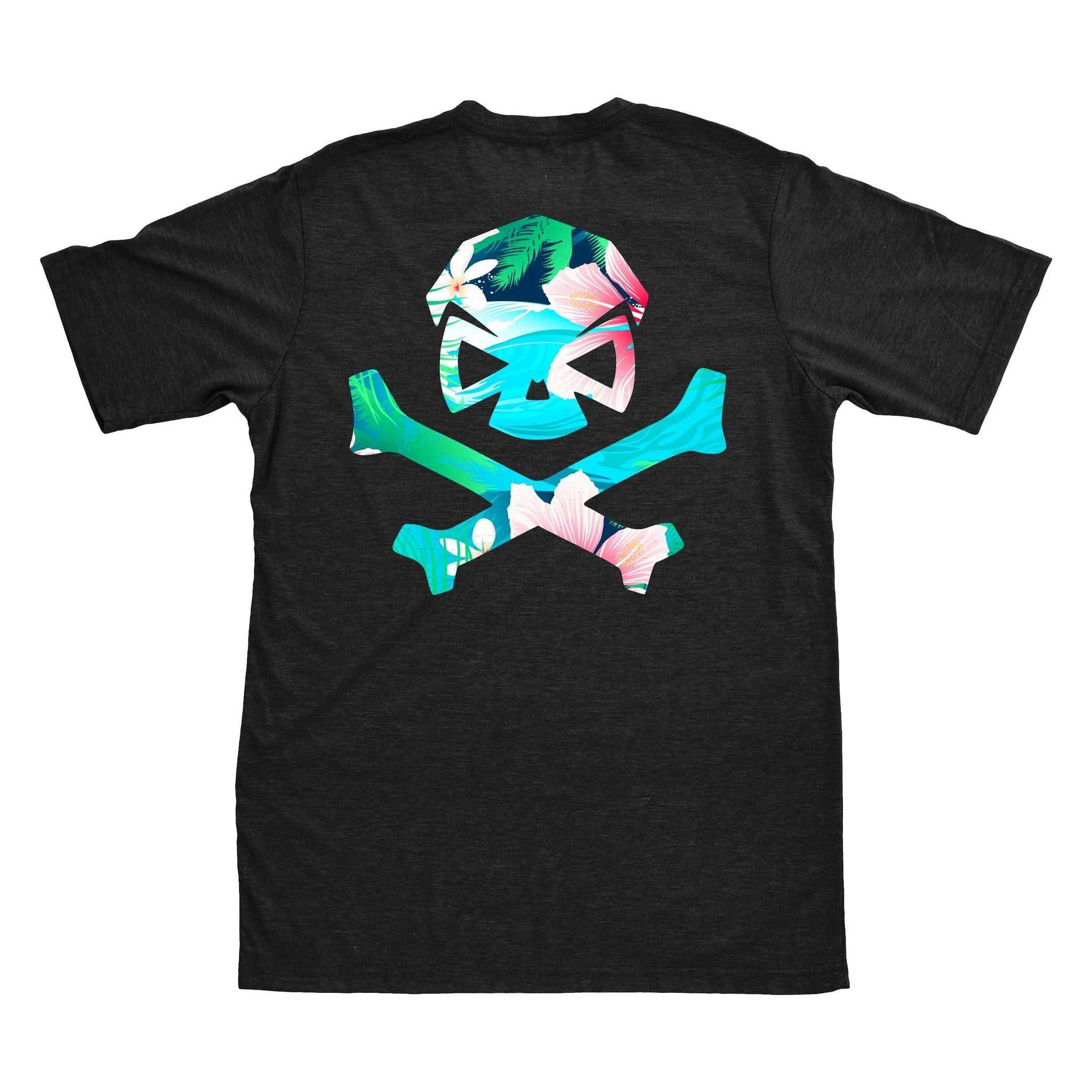 Hitter Five-0 - Black/Aqua - T-Shirts - Pipe Hitters Union