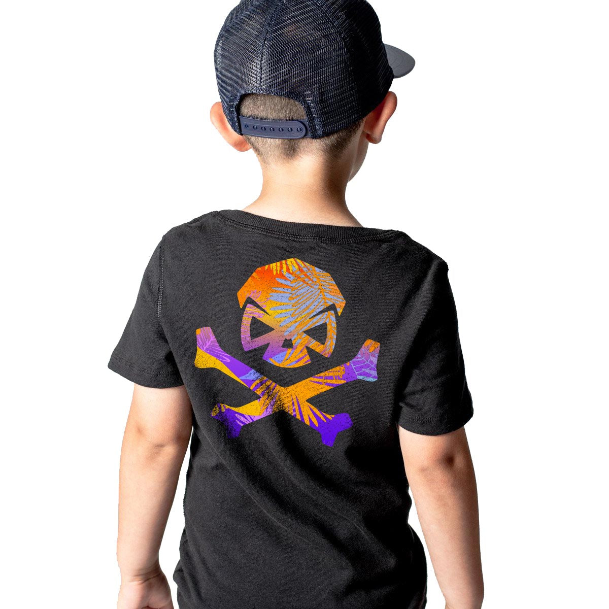 Hitter Five-0 - Youth - Black/Orange - T-Shirts - Pipe Hitters Union