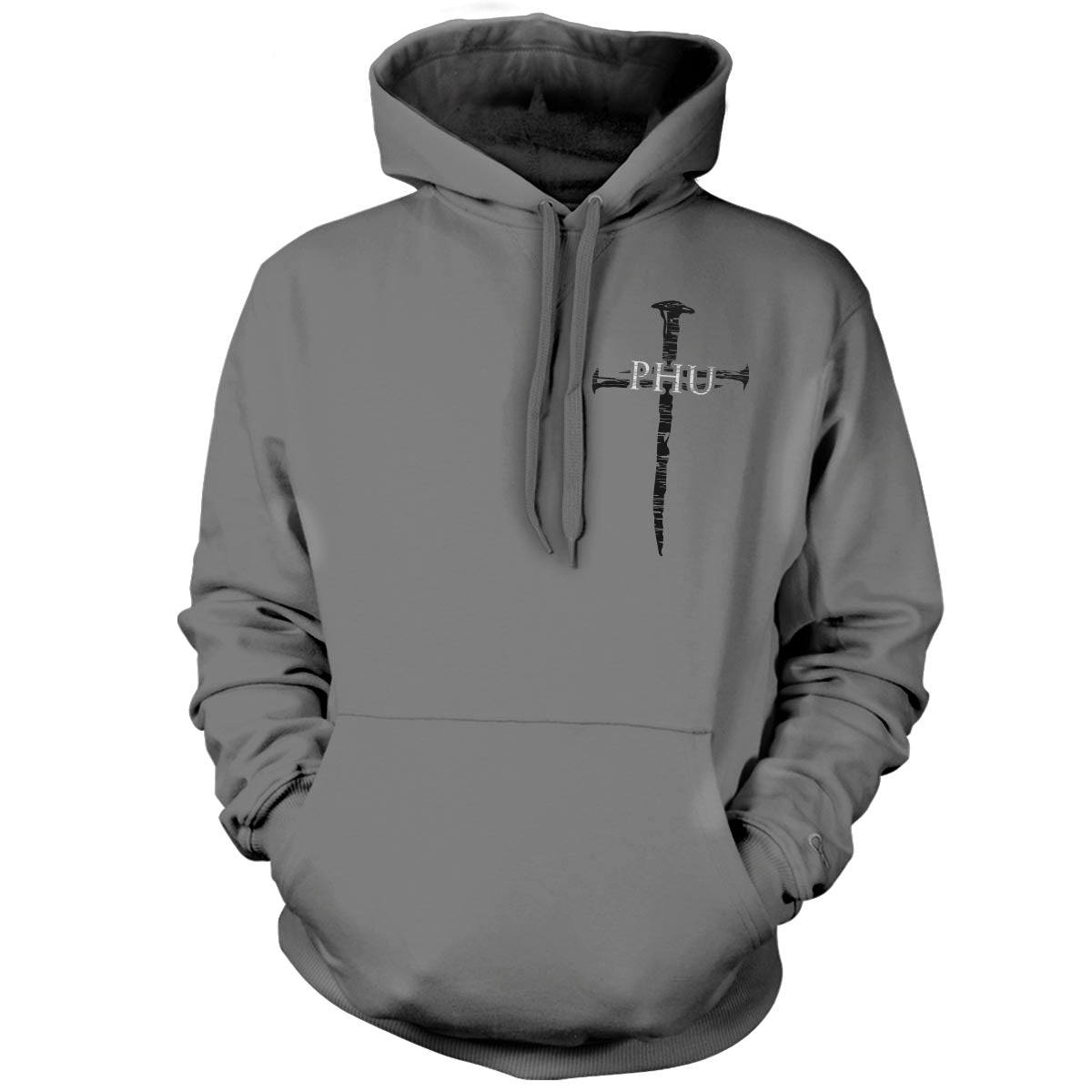 John 3:16 - Hoodie -  - T-Shirts - Pipe Hitters Union