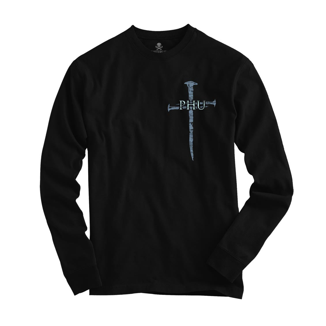 John 3:16 - Long Sleeve -  - T-Shirts - Pipe Hitters Union