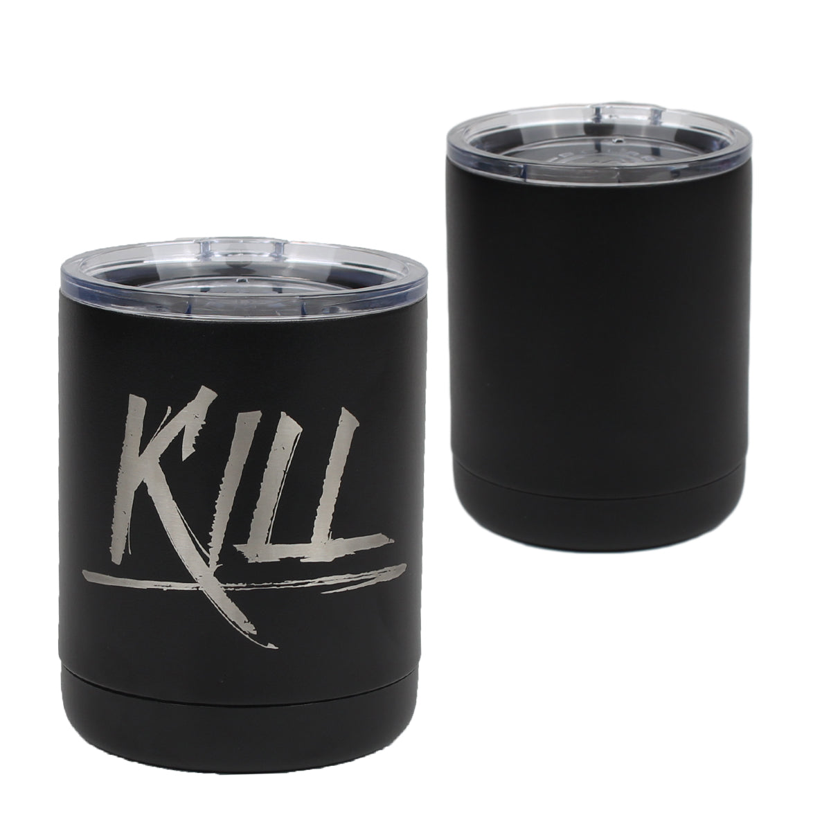 Kill - 10oz Lowball - Pipe Hitters Union