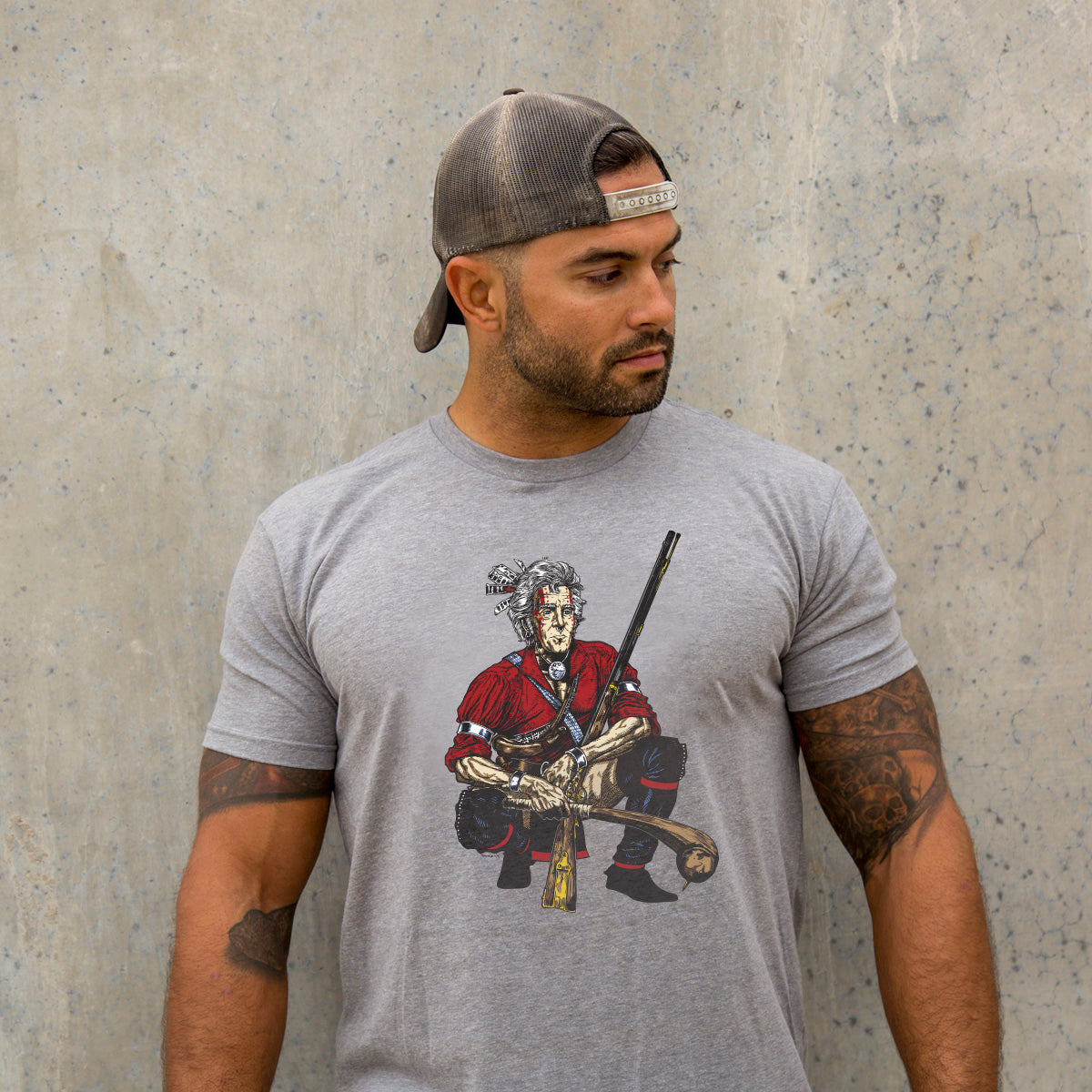 Original Pipe Hitter - Andrew Jackson -  - T-Shirts - Pipe Hitters Union