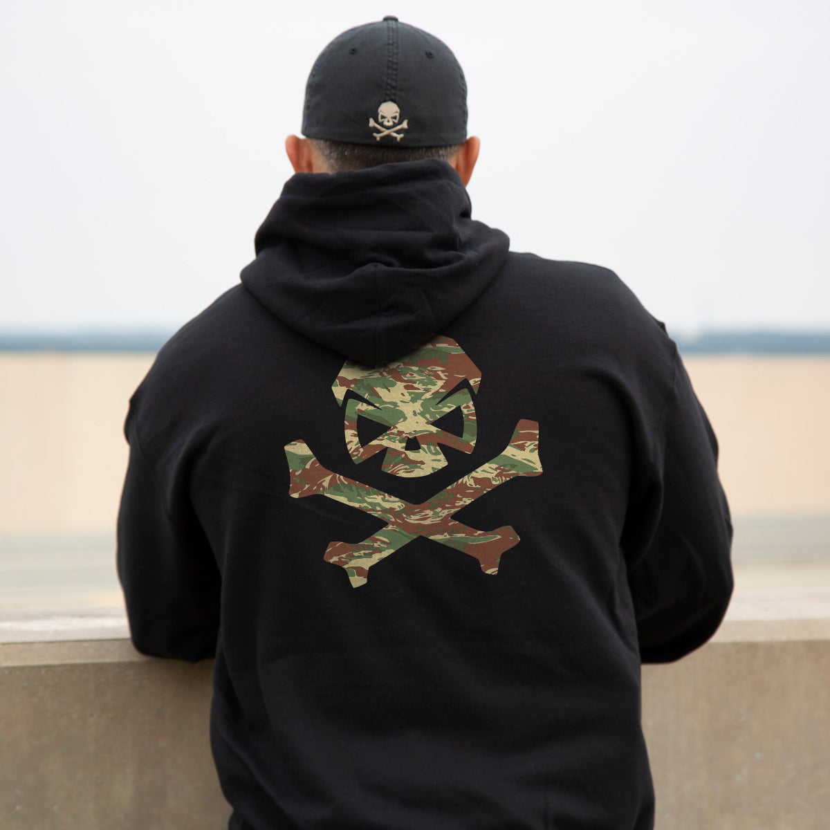 Hitter in the Mist Hoodie -  - Hoodies - Pipe Hitters Union