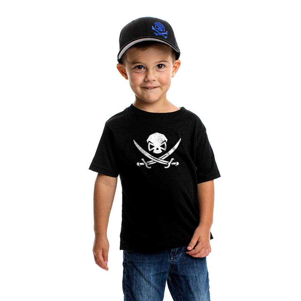 High Seas Hitter - Youth - Black - T-Shirts - Pipe Hitters Union