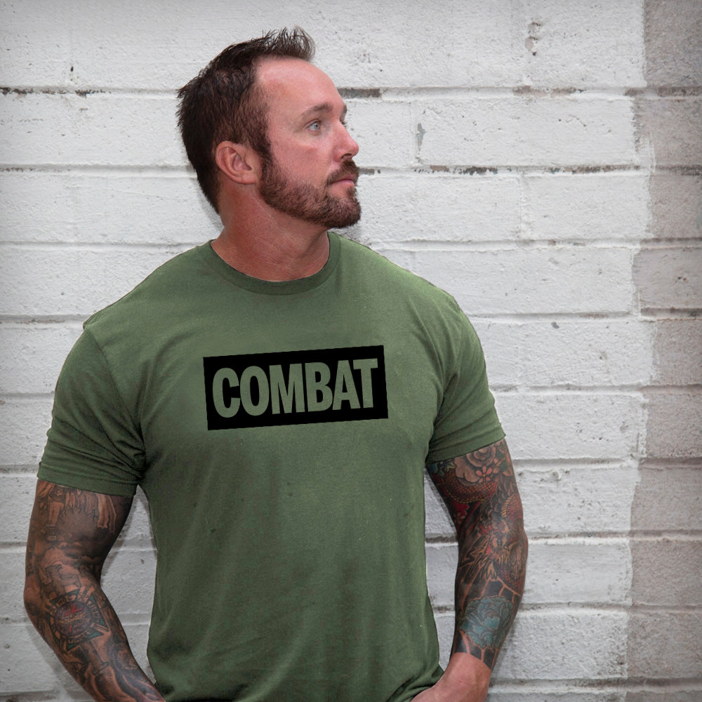 Combat -  - T-Shirts - Pipe Hitters Union