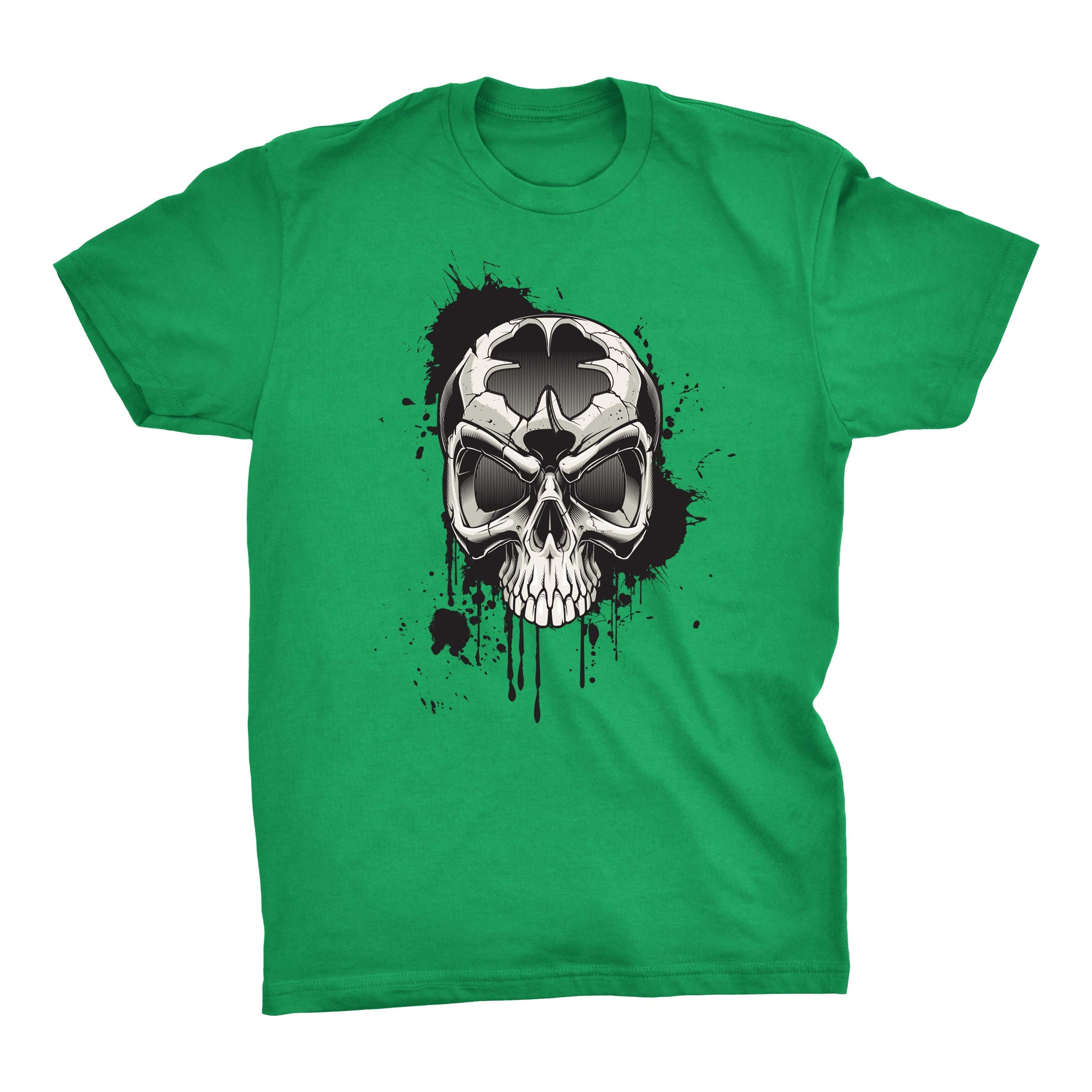 Make Your Own Luck - Kelly Green - T-Shirts - Pipe Hitters Union