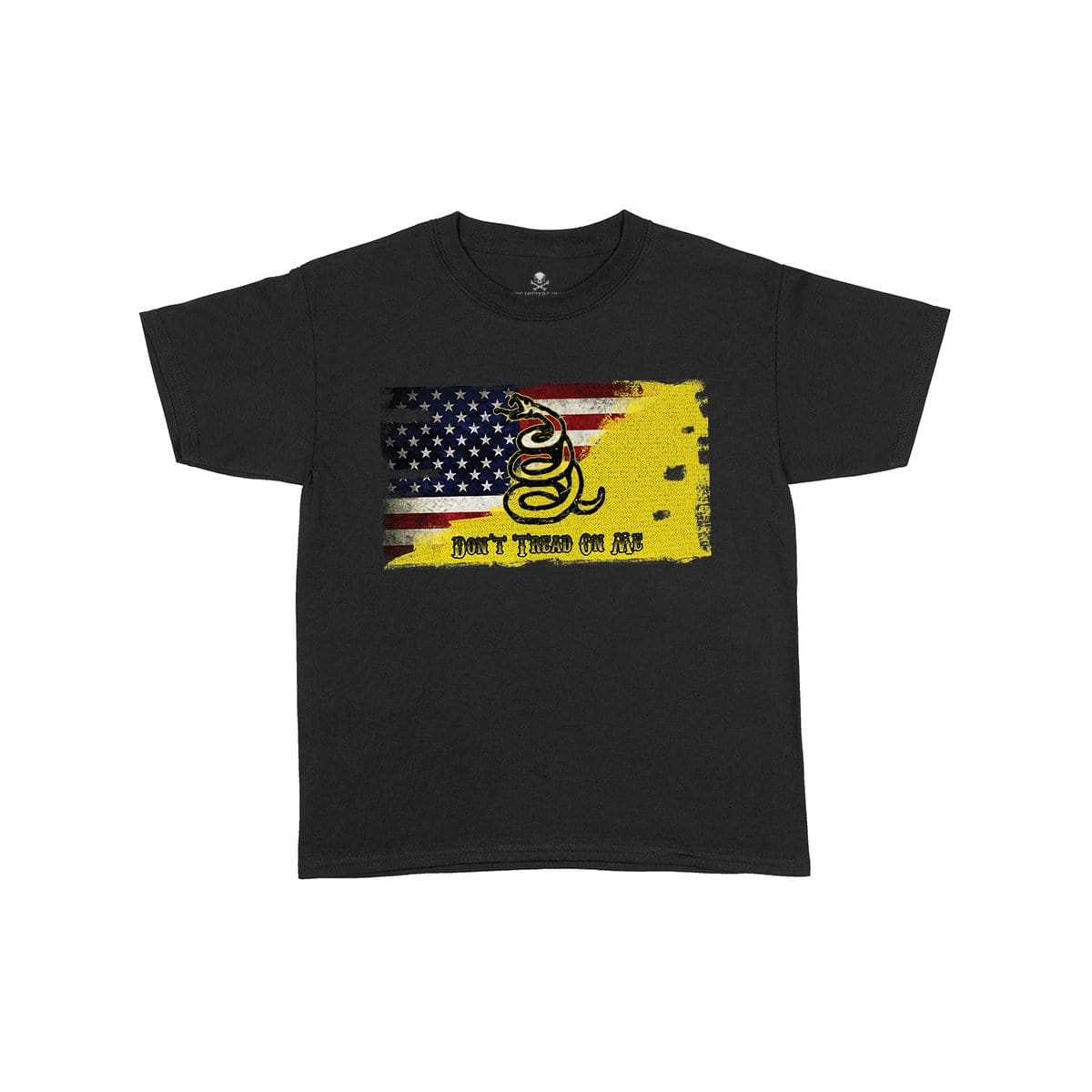 Modern Day Patriot - Youth -  - T-Shirts - Pipe Hitters Union