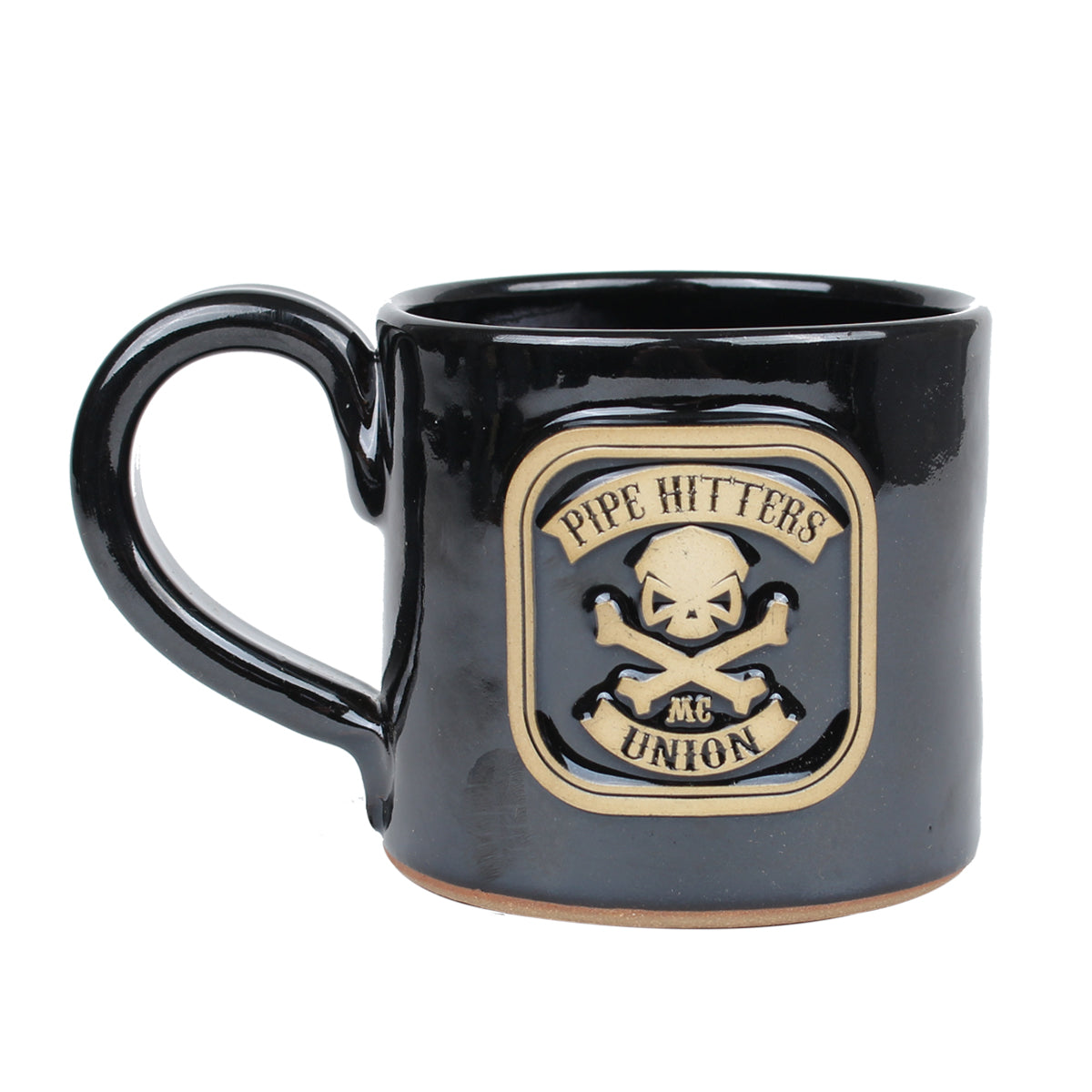PHUMC Logo - 14oz Coffee Mug (PHUMC) - Pipe Hitters Union