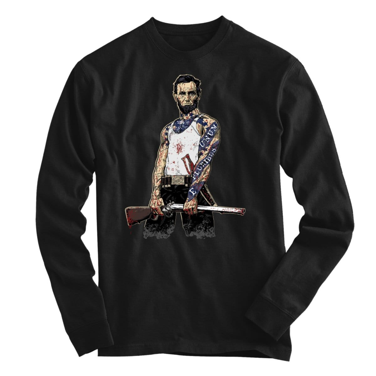 Original Pipe Hitter - Abe - Long Sleeve