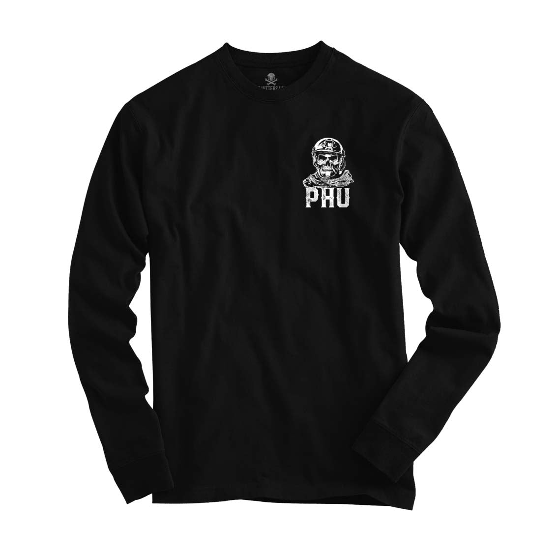 Hunt Evil - Long Sleeve -  - T-Shirts - Pipe Hitters Union