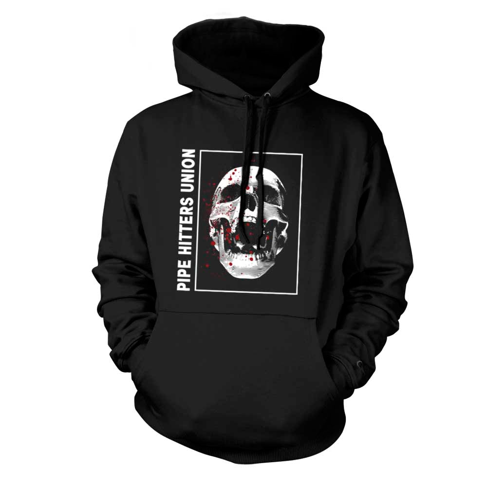 Scream Hoodie - Black - Hoodies - Pipe Hitters Union