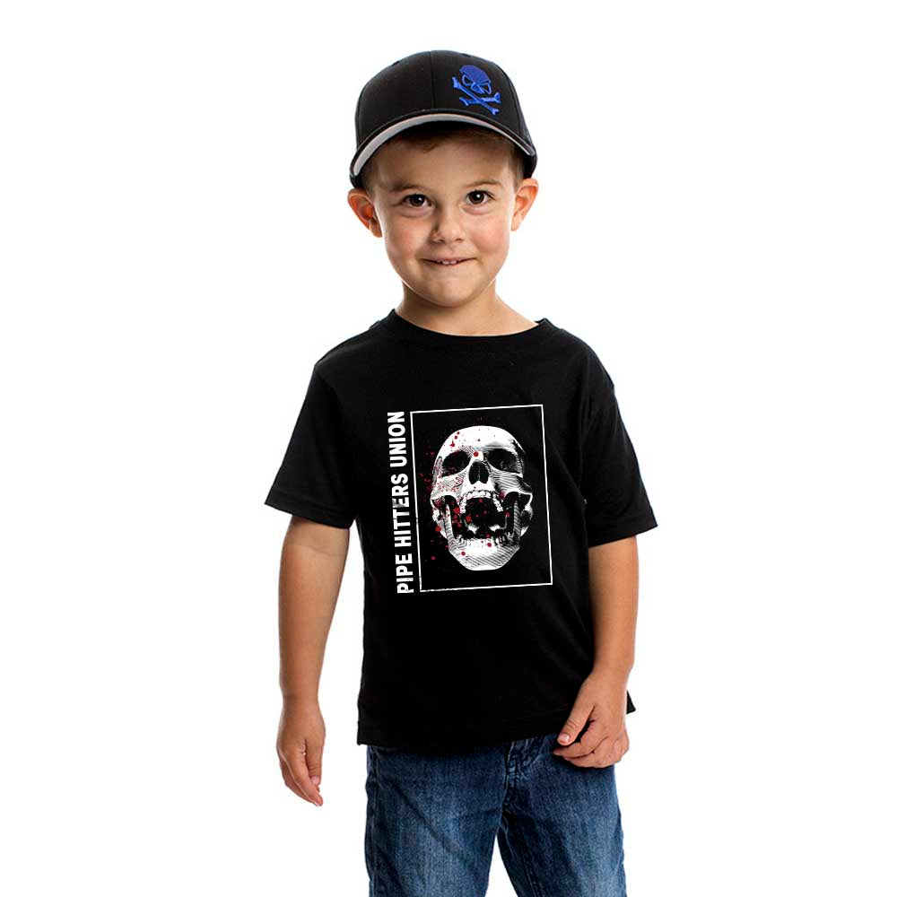 Scream - Youth - Black - T-Shirts - Pipe Hitters Union