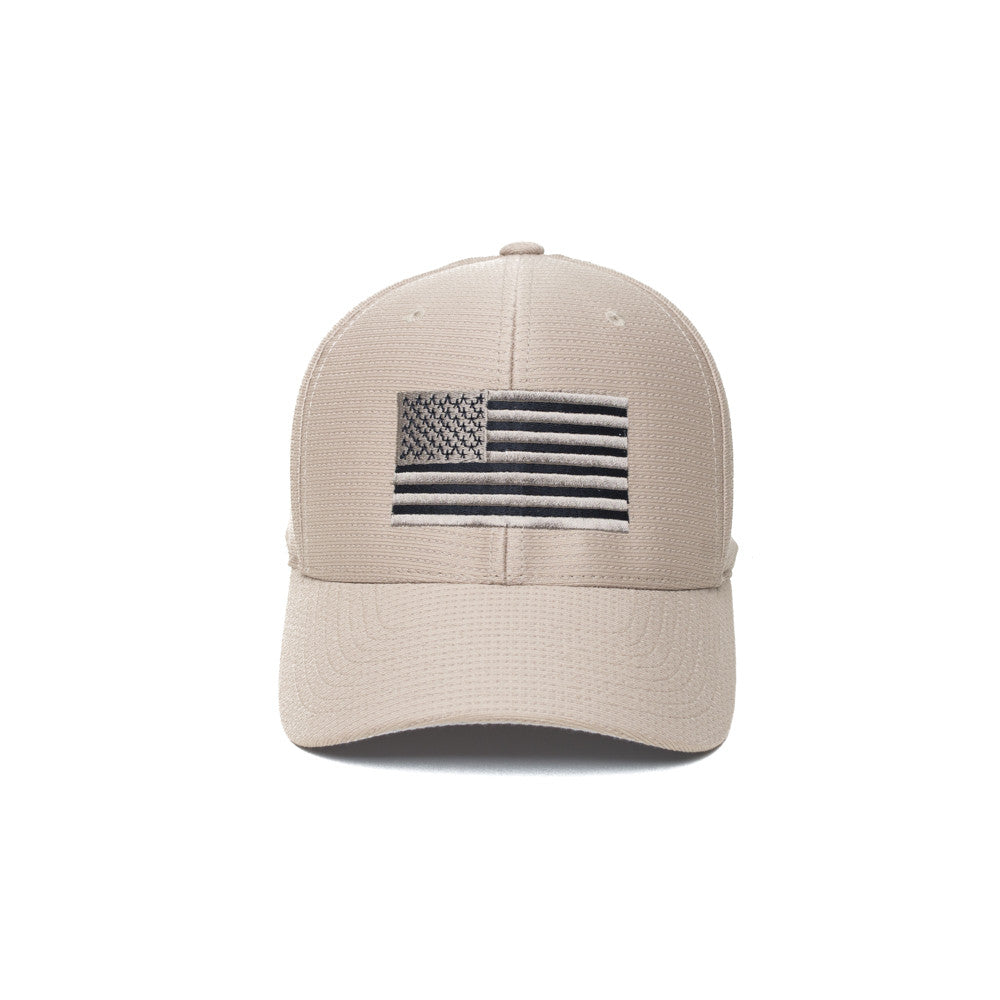 American Flag - Moisture Wicking -  - Hats - Pipe Hitters Union