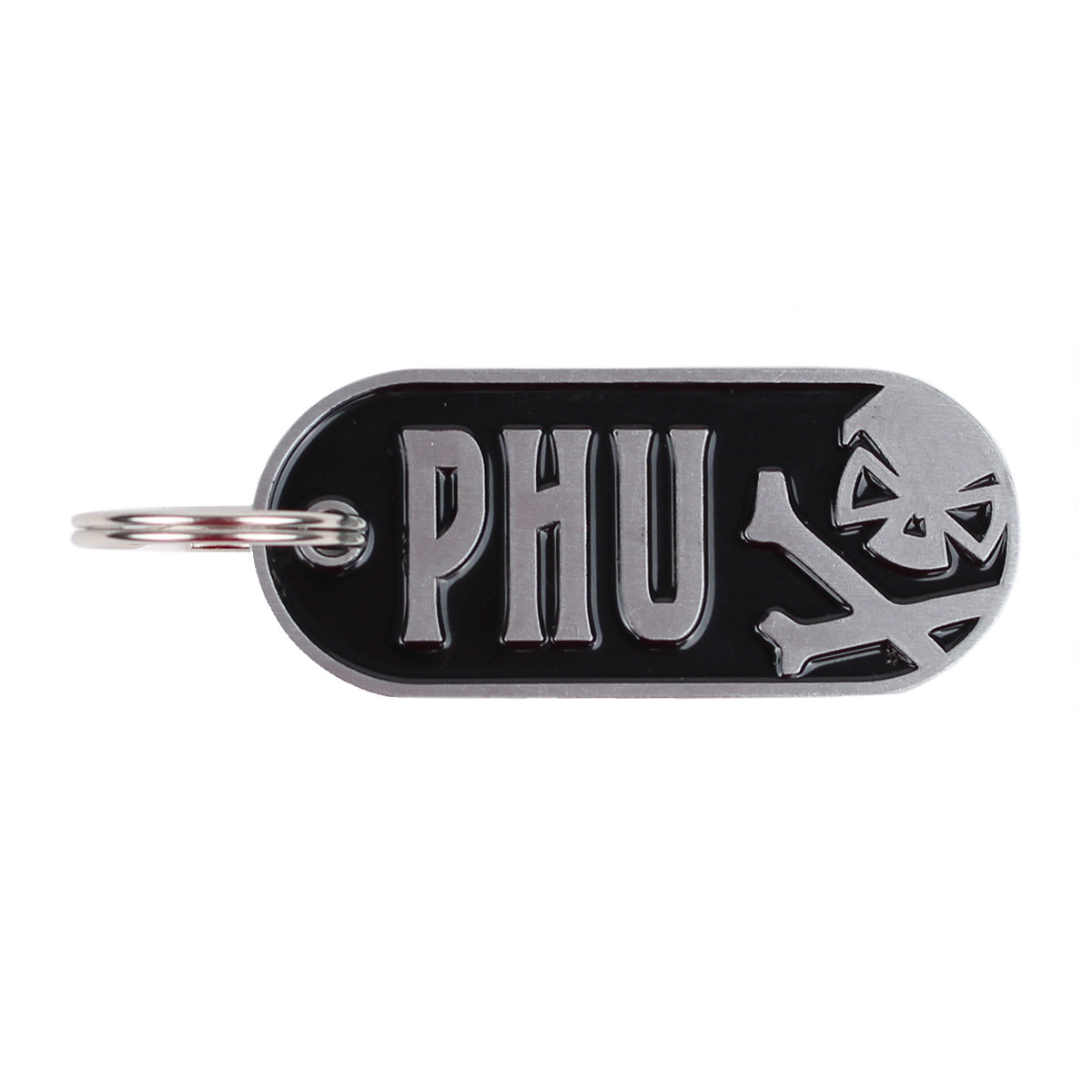 PHU Logo Keychain -  - Challenge Coin - Pipe Hitters Union