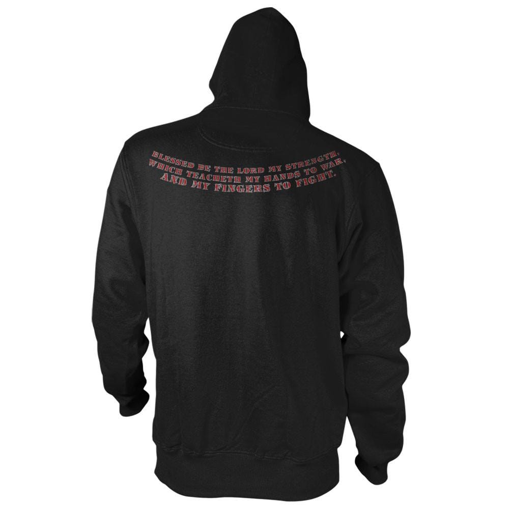 Psalm 144.1 Hoodie - Clearance - Pipe Hitters Union