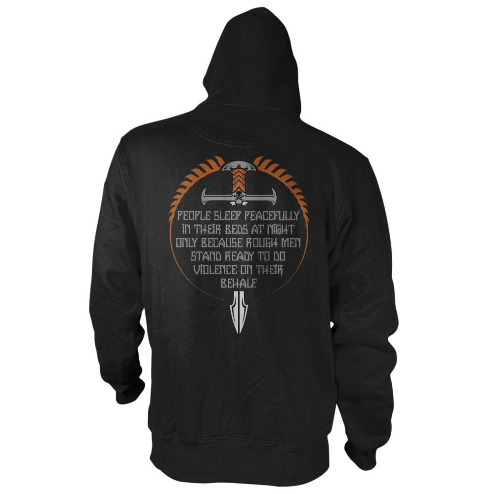 People Sleep Peacefully Hoodie - Clearance - Pipe Hitters Union
