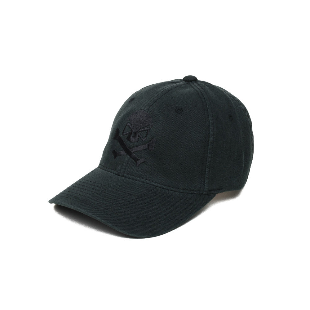 Stealth Skull & Cross Bones - S/M - Hats - Pipe Hitters Union