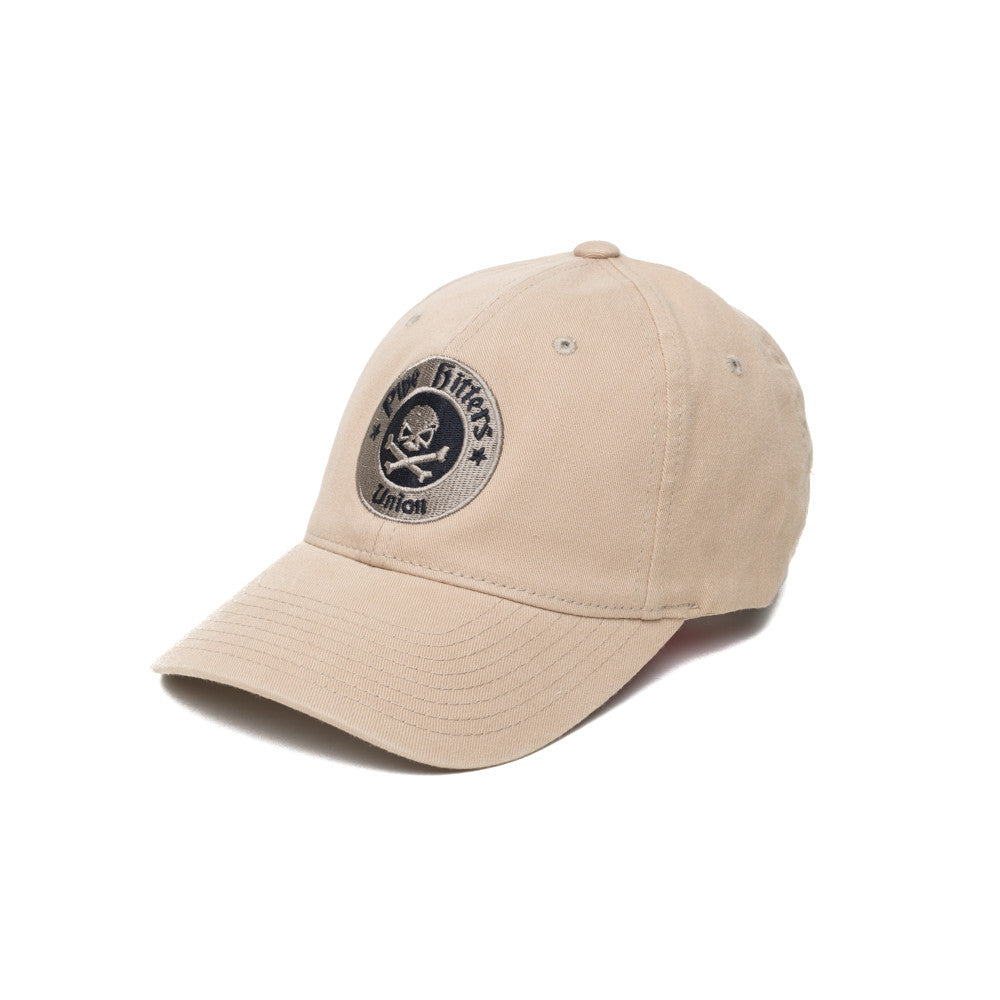 PHU Shield - Khaki - Hats - Pipe Hitters Union
