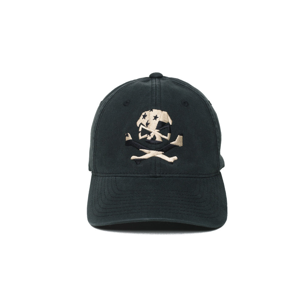 Skull Flag (Subdued) -  - Hats - Pipe Hitters Union